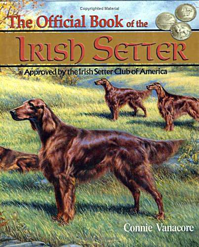 The Official Book of the Irish Setter